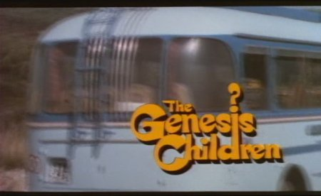 The Genesis Children (1972)
