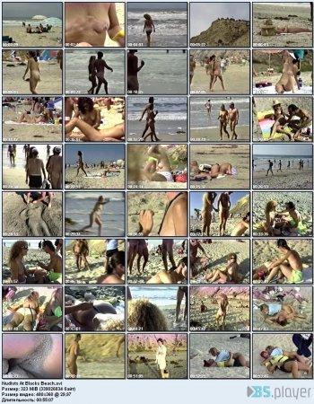 Nudists At Blacks Beach