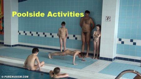 Poolside Activities 1