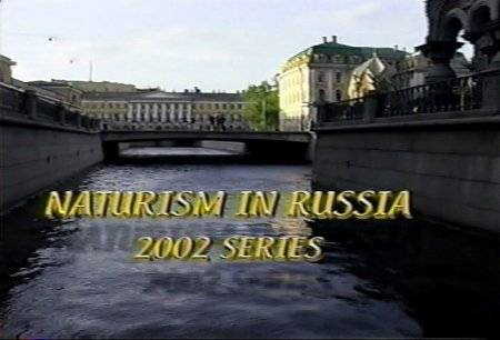 Naturism in Russia Body Art