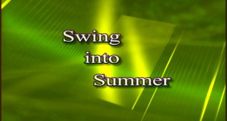 Swing Into Summer