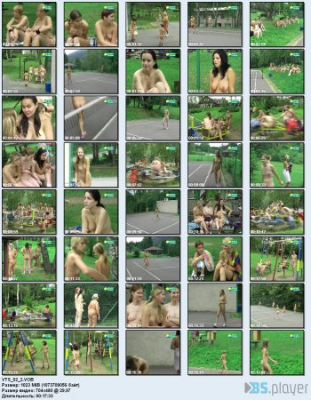 Girls' Summer Afternoon