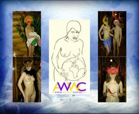 Naked in a Winter Wonderland