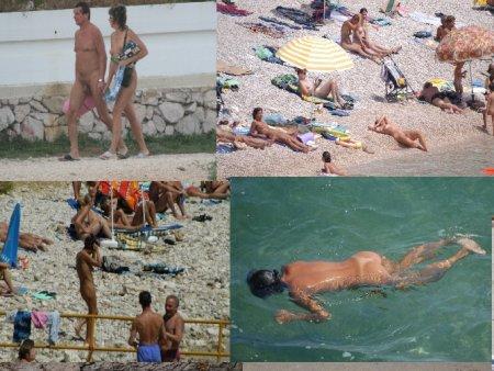 Public Nudist Beach Pictures