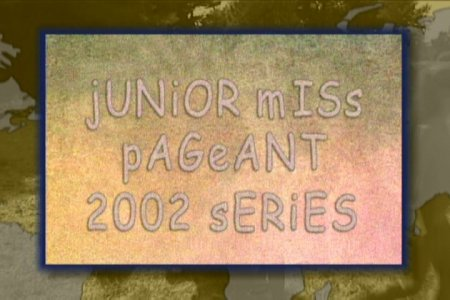Junior Miss Pageant 2002