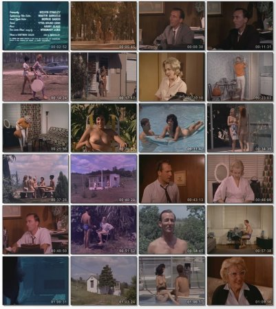 Diаry Оf A Nudist (1961/DVDRip)