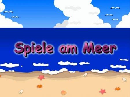 Spile am Meer