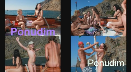 BODY PAINT and BOATS 2