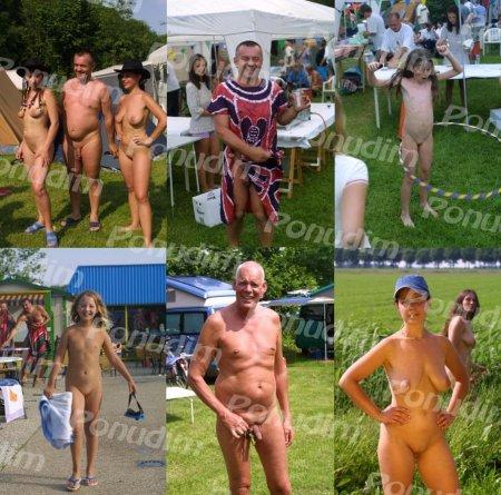 Holland nudism / Нудизм в Голландии (перезалита)