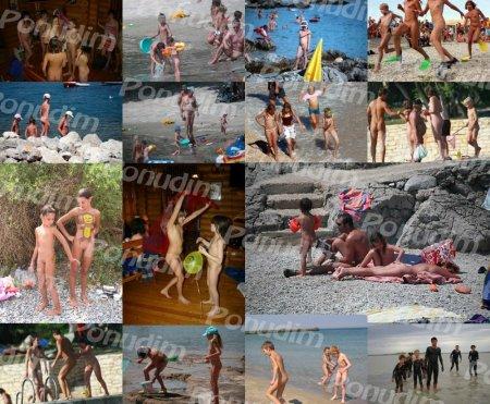 Kids Nudism
