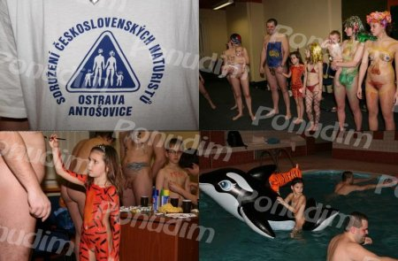 Naturist Hotel Party