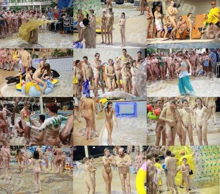 Pool Day Celebration