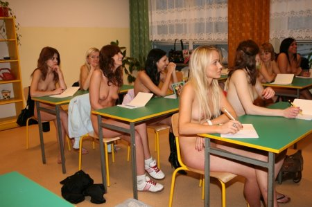Summer Schoolgirls