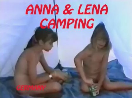 Anna & Lena Camping