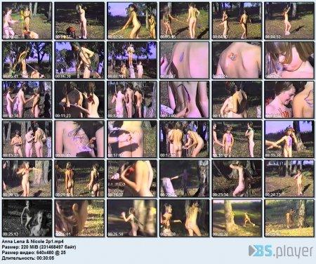 Anna Lena & Nicole 2 part1