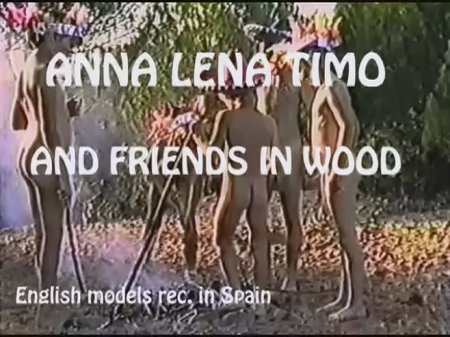 Anna Lena Timo & Friends in Wood