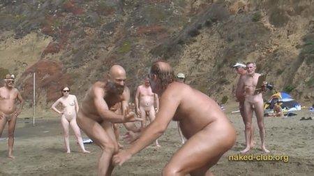 Nude Beach Olympics 2008