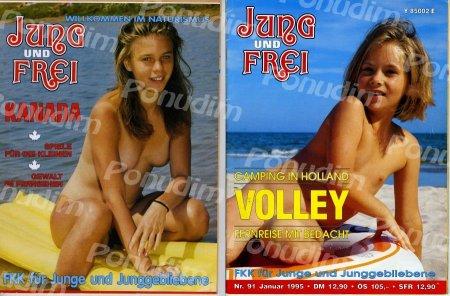 Jung und Frei 82, 91 - 1995 / Молодые и свободные