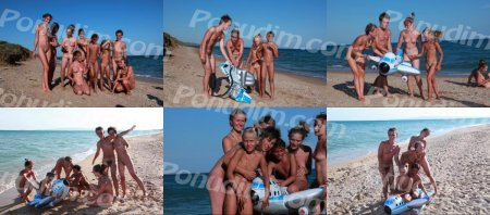 Blue Danube Coast 1 (family nudism, family naturism, young naturism, naked boys, naked girls)