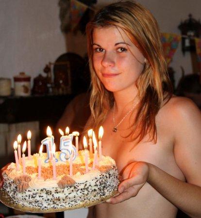 Happy Birthday Partying