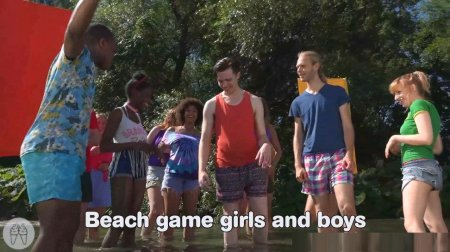 Beach Games Girls And Boysvid 1