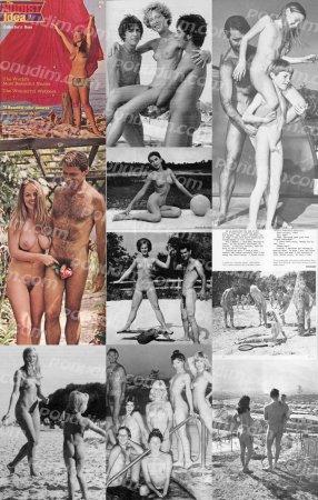 The nudist way, The nudist idea ...