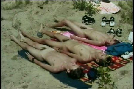 Skinny dippin' boys (nude boys)