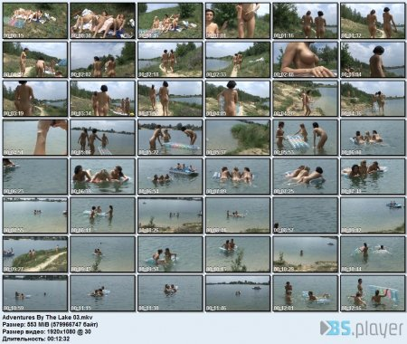 Adventures By The Lake 03
