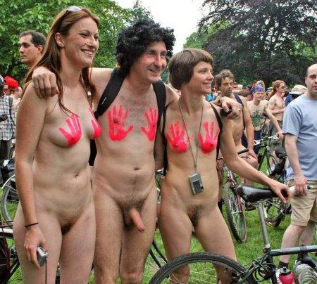 Informal nudism