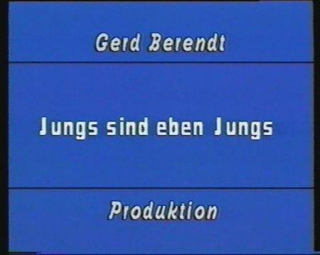Jungs sind eben Jungs (orwid)(Gerd Berendt, Family naturism, boy nudist)