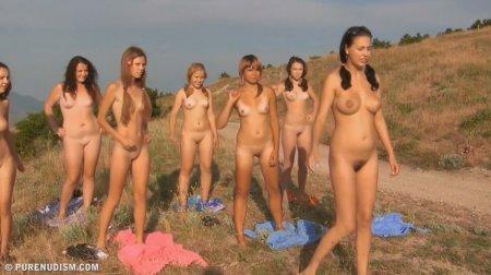 Seven Nature Ladies