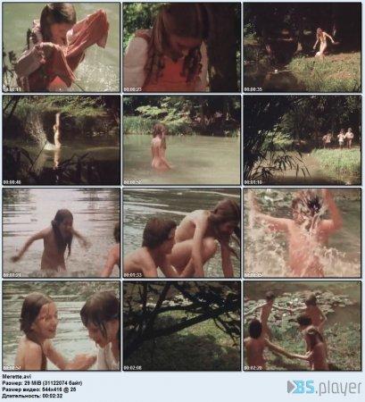 Merette  (naked boys, naked girls)