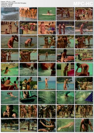 FKK Resort Mayhem_2008 (DVD) (family nudism, young naturism,  naked boys, naked girls)