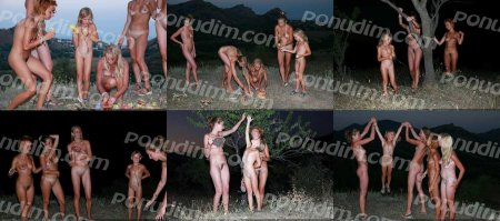 After Dark 2 (family nudism, young naturism, naked girls)