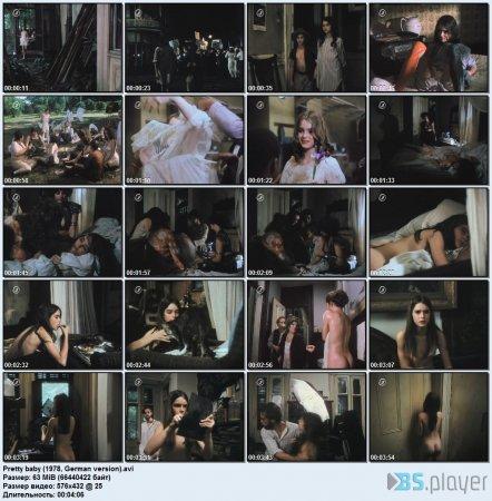 Pretty baby (1978) (naked girls)
