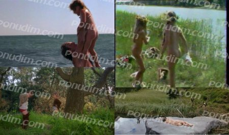 Сollection of fragments #1 (young naturism, naked boys, naked girls)