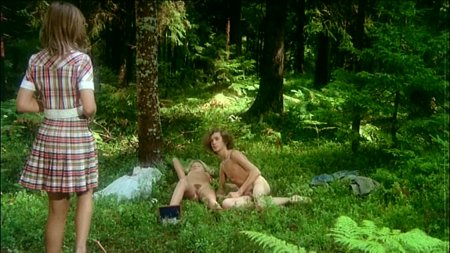 Maladolescenza (1977) (young naturism, naked boys, naked girls)