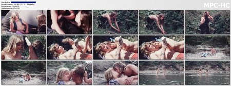 Сollection of fragments #9 (young naturism, naked boys, naked girls)