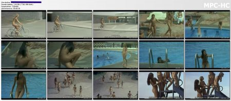 Сollection of fragments #10 (young naturism, naked girls)