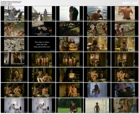 Сollection of fragments #11 (young naturism, naked girls, naked boys)