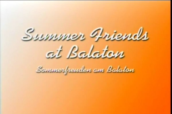 Summer Friends At Balaton - Pojkart  (family nudism, family naturism, young naturism, naked boys, naked girls)