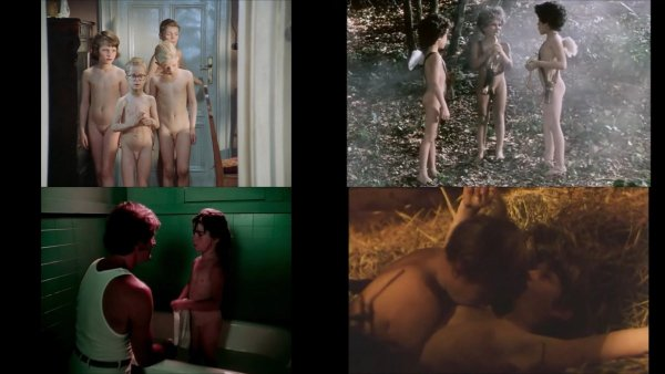Сollection of fragments #20 (young naturism, naked boys, naked girls)