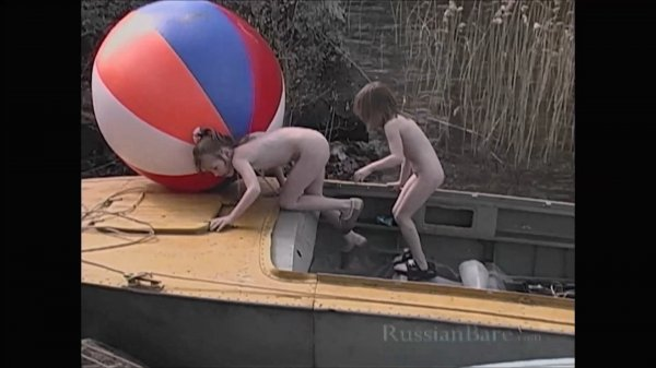 Children's Day! (family nudism, family naturism, young naturism, naked girls, naked boys)
