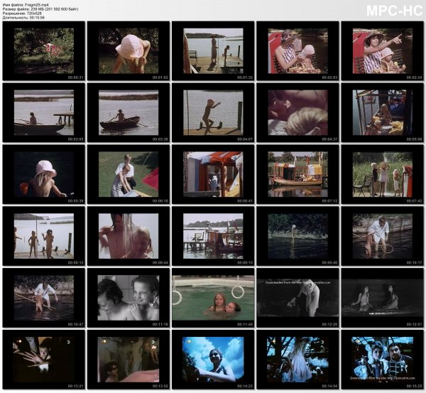 Сollection of fragments #26 (young naturism, naked boys, naked girls)