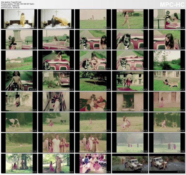 Сollection of fragments #27 (young naturism, naked boys, naked girls)
