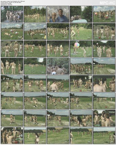 Nudist Youth Weekend