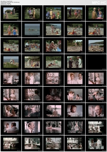 Сollection of fragments #33 (young naturism, naked boys, naked girls)