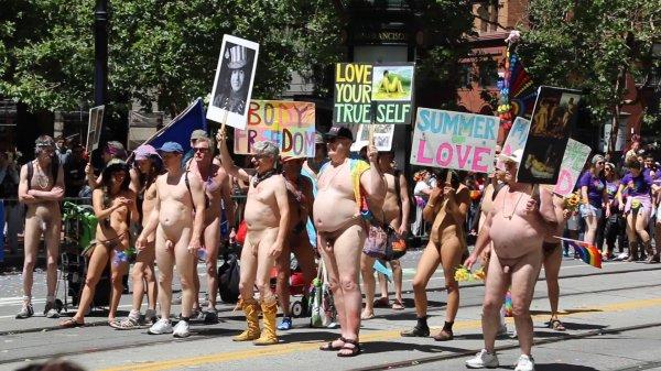 Body Freedom Lovers 25 june 2017