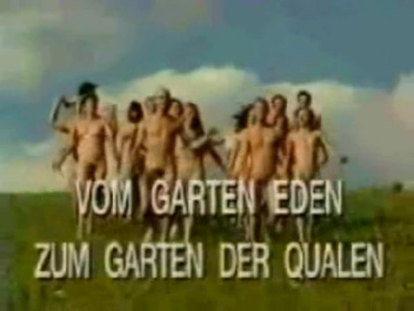 Vom Garten Eden Zum Garten Der Qualen