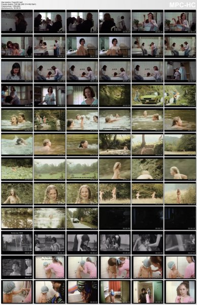 Сollection of fragments #54 (young naturism, naked boys, naked girls)